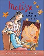 Matisse the King of Color (Anholt's Artists Books for Children)