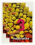 Matematika. 3 Lehen Hezkuntza. Konektatu 2.0. Hiruhilekoetan - 9788498551990