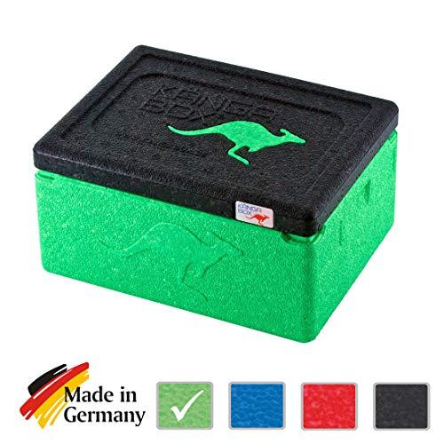 KÄNGABOX® Expert Mini – Unsere Kleinste. 1,5 Liter EPP Isolierbox (Lime)