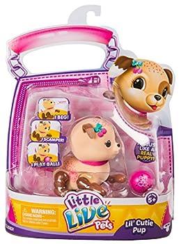 Little Live Pets S1 Cutie Pup Single Pack - Sprinky