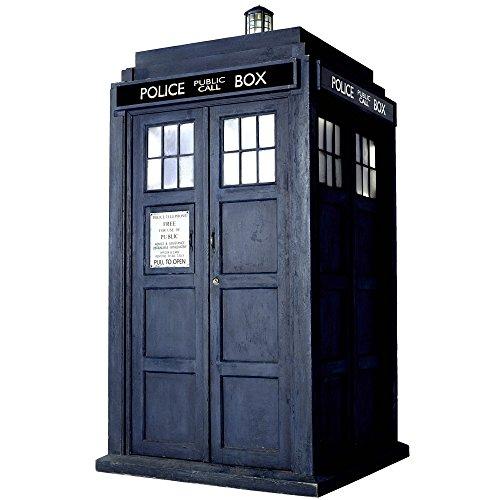 Dr Who Tardis Kinder-Lieblings-Charaktere 70cm Wandtattoo, Vinyl, Motiv: Wandkunst, Customise4UTM