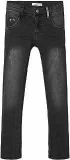 NAME IT jongens nittrap Skinny Dnm Pant Nmt Noos jeans