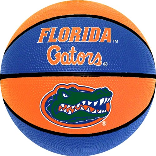 Save %10 Now! NCAA Florida Gators Mini Basketball, 7-Inches