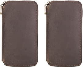 Hemobllo 2Pcs Watch Bracelet Storage Bag Case Portable Travel Watch Pouch Watch Bag Organizer for Couple Watches Bracelet ...