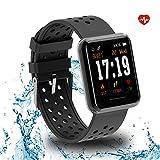 Kospet Smartwatch, Impermeable Reloj Inteligente con Podómetro/Contador de...