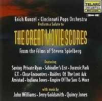 Salute To The Great Movie Scores (Films Of Steven Spielberg) by Kunzel/Cincinnati Pops (1999-01-26)
