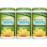 Best Cleaning Wipes - Green Works Compostable Cleaning Wipes, Biodegradable Cleaning Wipes Review