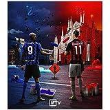 KONGQTE Inter Mailand vs AC Mailand (2020) Reality-Show