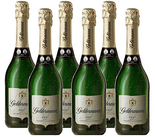 Geldermann Sekt Brut in traditioneller Flaschengärung (6 x 0.75l)