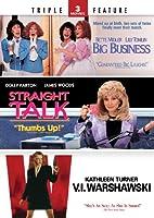 Big Business/Straight Talk/V.I. Warshawski [DVD]