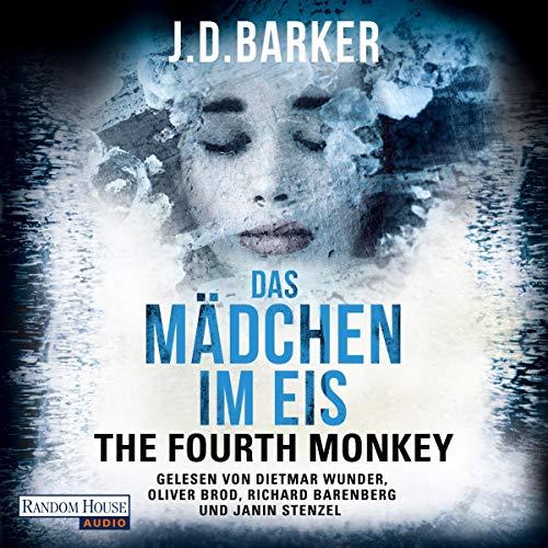 The Fourth Monkey - Das Mädchen im Eis cover art
