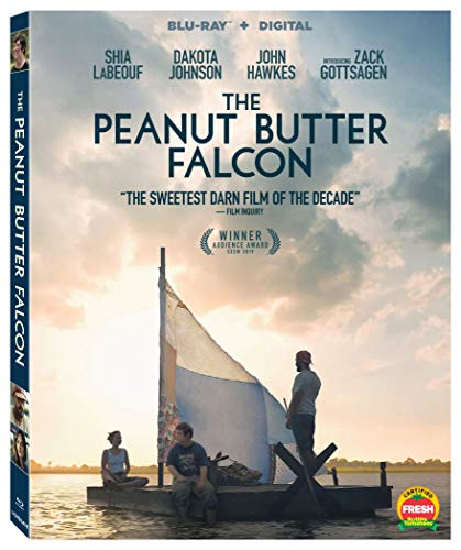 The  Peanut Butter Falcon (Blu-ray + Digital)  $7.50 at Amazon