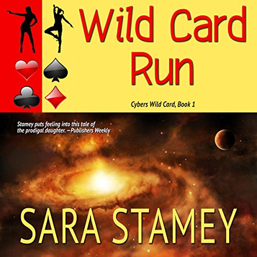 Wild Card Run audiobook cover art