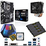 Image of Components4All Intel Coffee Lake Core i9 9900K 3.6GHz (5.0GHz Turbo) CPU, ASUS Prime Z370-P II Motherboard, 16GB 3200MHz Corsair DDR4 RAM & Cooler Master Hyper Cooler Pre-Built Bundle