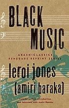 Black Music (AkashiClassics: Renegade Reprint Series) by Leroi Jones / Amiri Baraka (2010-01-01)