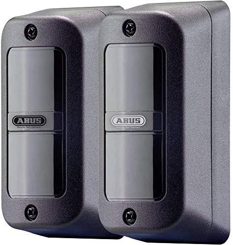 ABUS Draht-Infrarot Lichtschranke LS1020 20m für innen und außen IP66 wasserdicht staubdicht