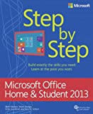 Microsoft® Office Home & Student 2013 Step by Step