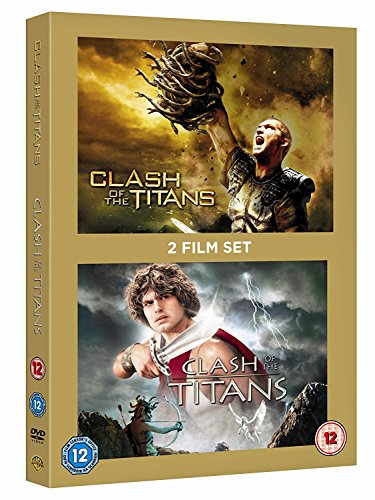 Clash Of The Titans (1981 And 2010) [DVD]