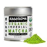 Ceremonial Grade Organic Matcha Green Tea Powder-First Harvest & Pure Japanese-30g