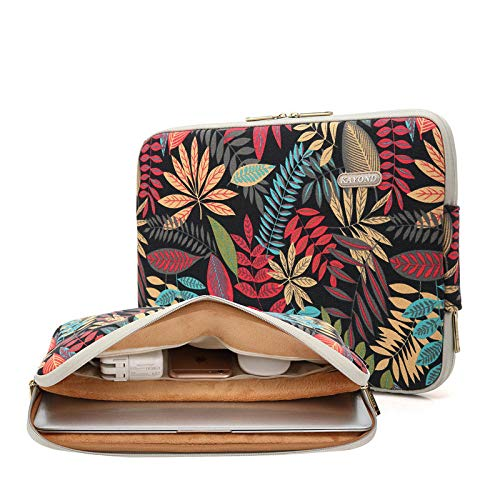 OWIME Portable Notebook Sleeve 11 13 14 15.6 17 Inch Laptop Bag Case For Macbook Air Pro 13.3 Surface Pro Cover (Color : 5, Size : 13.3 big for new mac)