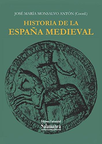 Historia de la España Medieval (Estudios históricos y geográficos nº 158)