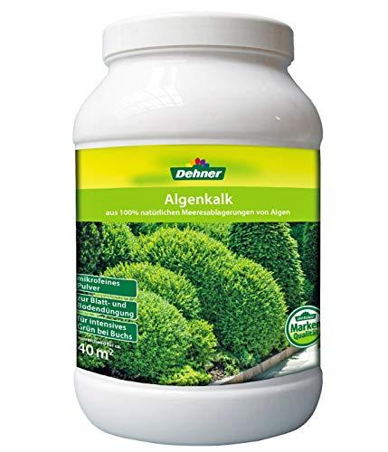 Dehner Algenkalk zur Blatt- und Bodendünung, 2 kg, für ca. 40 qm