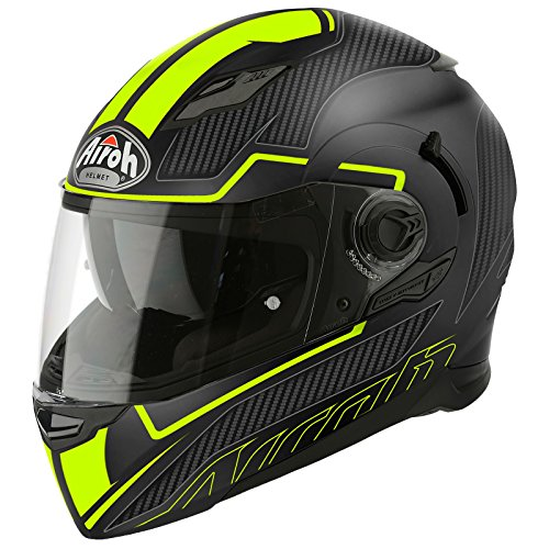 Airoh Helm Movement S Faster Yellow Matt L