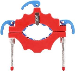 Flaska fräs skärare glas flaska skärare maskin glas flaska skärverktyg (röd)