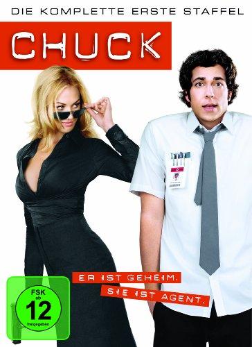 Chuck - Die komplette erste Staffel [4 DVDs]