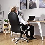 Zoom IMG-1 songmics sedia da ufficiostabile resistente