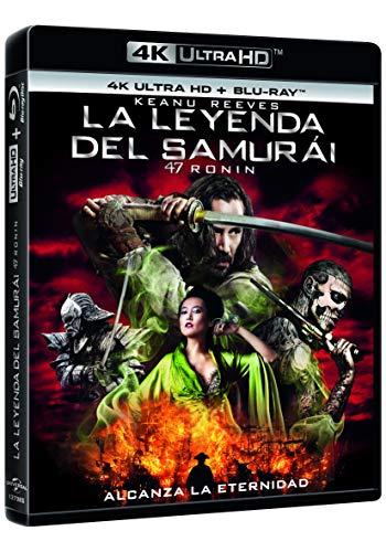 47 Ronin: La Leyenda del Samurai (4K UHD + BD) [Blu-ray]