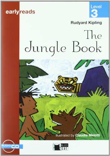 The jungle book, Educación Primaria. Material auxiliar