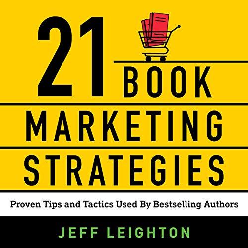 21 Book Marketing Strategies cover art