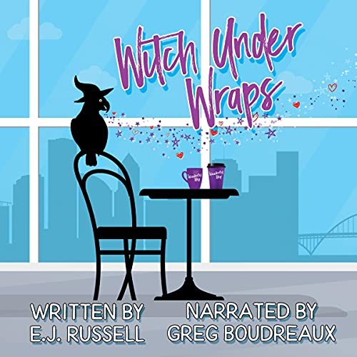 Witch Under Wraps cover art
