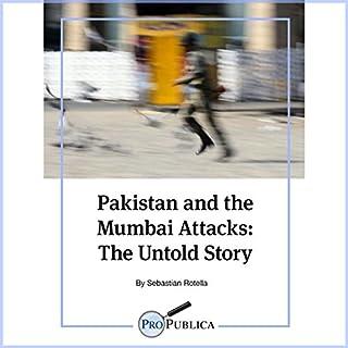 Pakistan and the Mumbai Attacks cover art