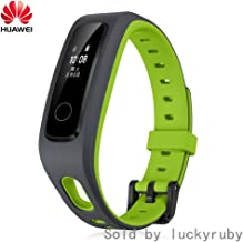 HUAWEI Wearable Technology Honor Band 4 Running Edition All-in-One Activity Tracker Smart Fitness Wristband GPS Multi-Sport Mode 5ATM Waterproof Anti-Lost (Green)