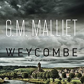 Weycombe audiobook cover art