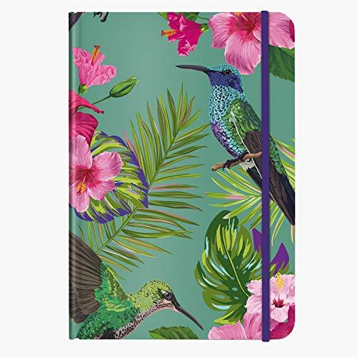 Notizbuch Flower Bird DIN A5 | CEDON