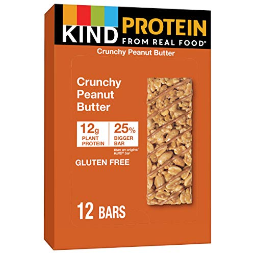 KIND Protein Bars Crunchy Peanut Butter