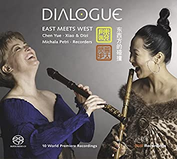 Chamber Music for Xiao and Recorder (Dialogue: East Meets West)