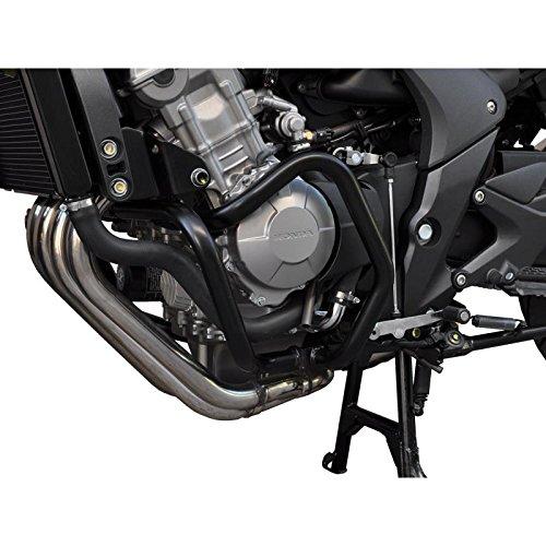 10001930 Sturzbügel Schutzbügel Sturzschutz Motor Crash Bars schwarz von IBEX