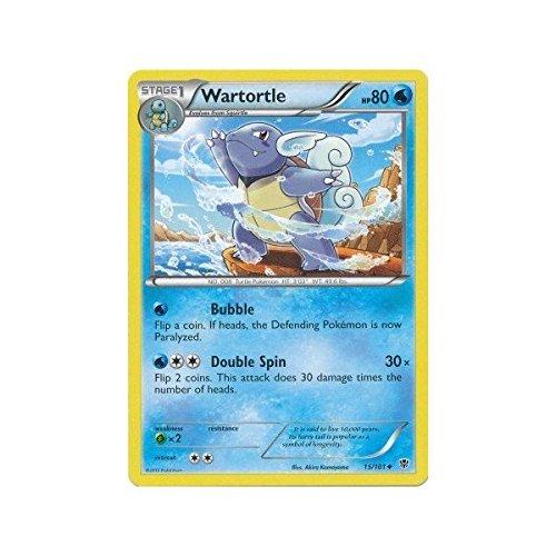 Pokemon - Wartortle 15/101 - Plasma Blast - Uncommon Card
