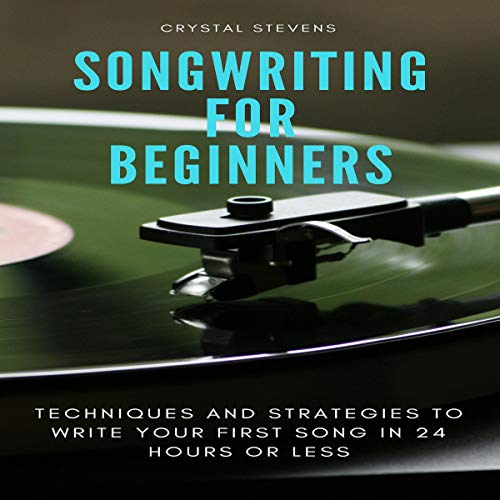 『Songwriting for Beginners』のカバーアート