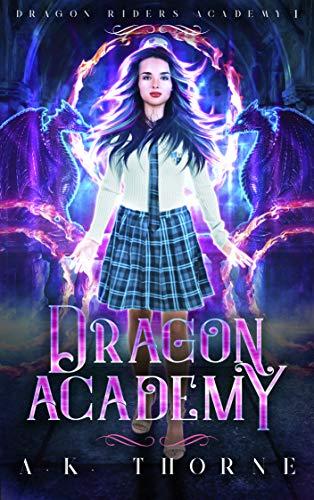 Dragon Academy by A.K. Thorne ebook deal