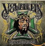 Songtexte von V8 Wankers - Iron Crossroads