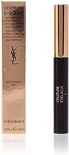 Yves Saint Laurent Couture Liquid Eyeliner, No. 2 Bleu Iconique Satine, 0.09 Ounce