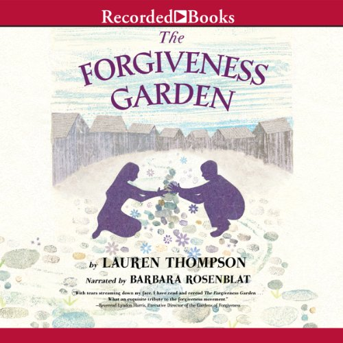 The Forgiveness Garden audiobook cover art
