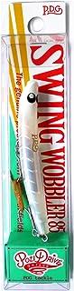 POZIDRIVEGARAGE(ポジドライブガレージ) ミノー スウィング ウォブラー 85S #05 XWM (ホワイトミノー) ルアー