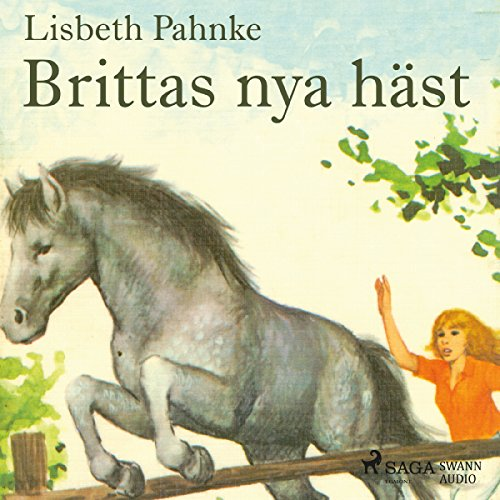 Brittas nya häst audiobook cover art