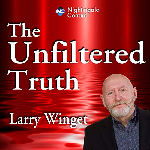 The Unfiltered Truth audiobook cover art